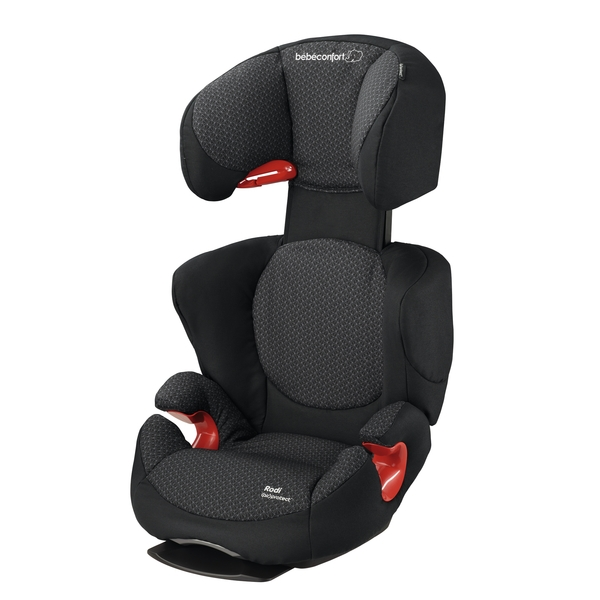Автокресло Bebe Confort RODI AIRPROTECT 2/3 Black Crystal