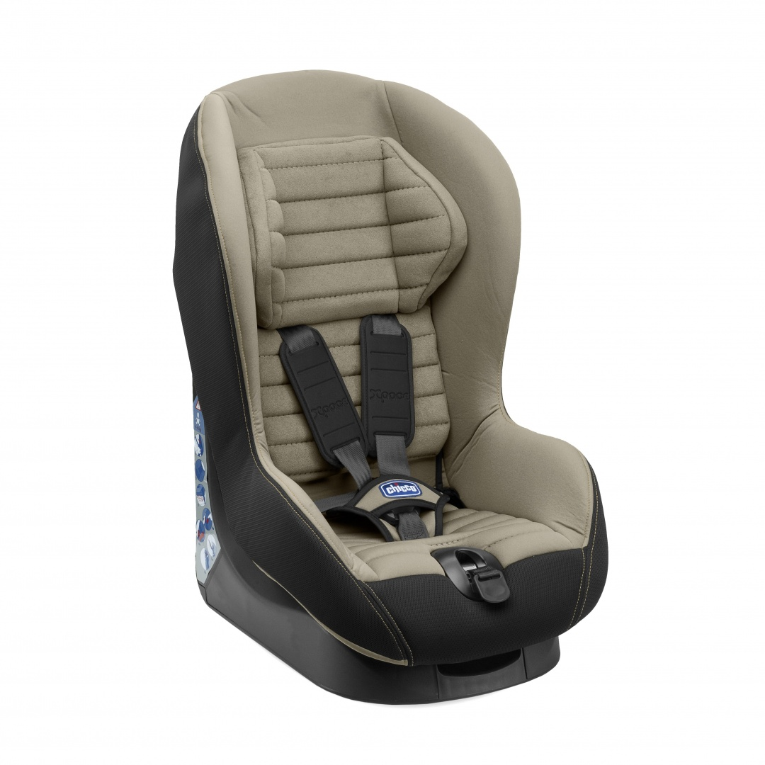 Автокресло Chicco XPACE Brown 9-18 кг