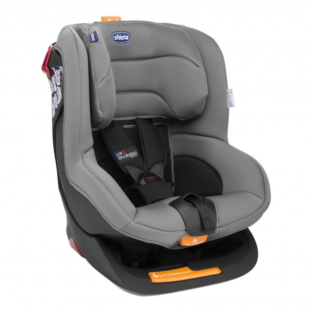 Автокресло Chicco OASYS 1  Grey 9-18 кг