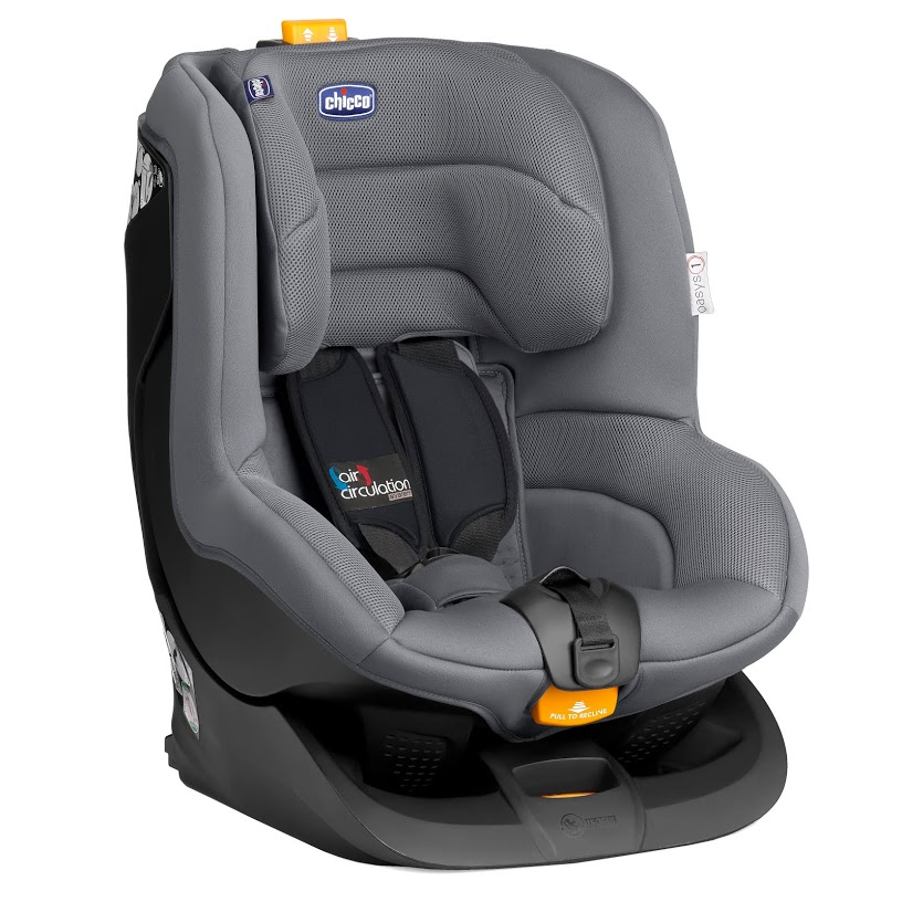 Автокресло Chicco OASYS 1 ISOFIX Grey 9-18 кг