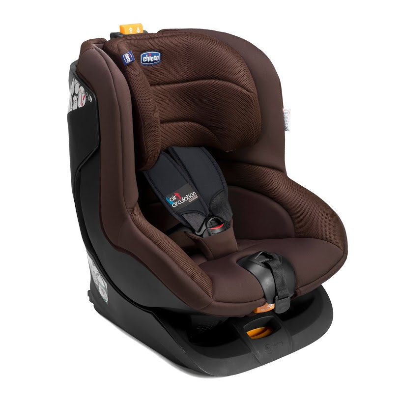 Автокресло Chicco OASYS 1 ISOFIX Brown 9-18 кг