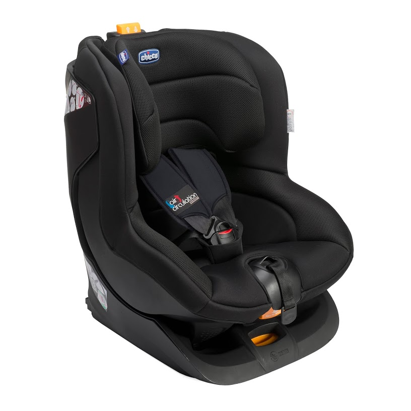 Автокресло Chicco OASYS 1 ISOFIX Black 9-18 кг