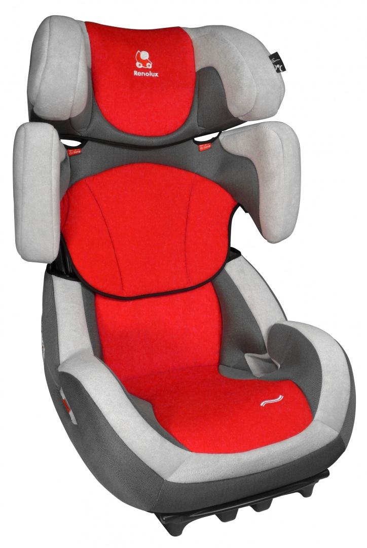Автокресло Renolux Step 23 Red 15-36 кг