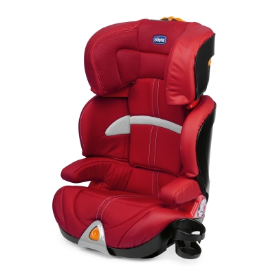 Автокресло Chicco OASYS 2-3  RED 15-36 кг
