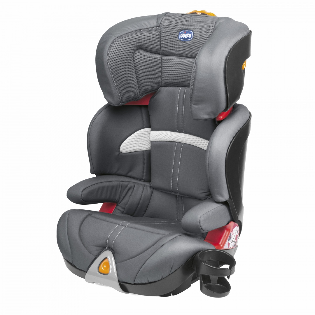 Автокресло Chicco OASYS 2-3 Grey 15-36 кг